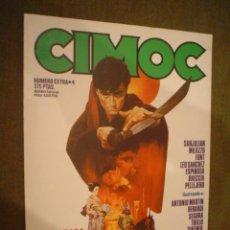 Comics: CIMOC ESPECIAL AVENTURAS ...... Nº EXTRA 4. Lote 20311097
