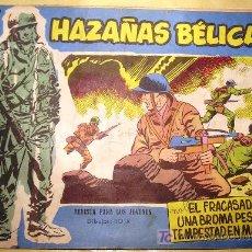 Cómics: HAZAÑAS BELICAS AZUL EXTRA Nº 276. Lote 6448742