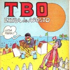 Cómics: TBO EXTRA DE AGOSTO. Lote 7009468