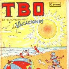 Comics : TBO EXTRAORDINARIO DE VACACIONES.AÑO 1964. Lote 7019326