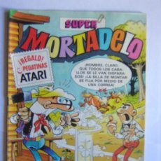 Cómics: MORTADELO 1983. Lote 27275147