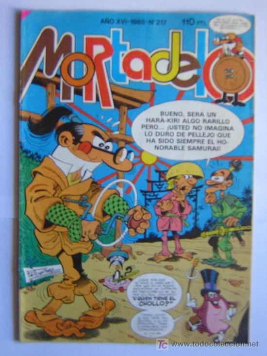 MORTADELO 1985 (Tebeos y Comics - Comics Extras)