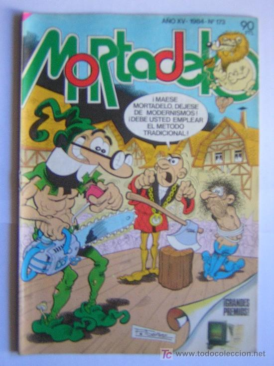 MORTADELO 1984 (Tebeos y Comics - Comics Extras)