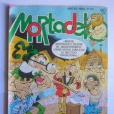 Cómics: MORTADELO 1984. Lote 27483065