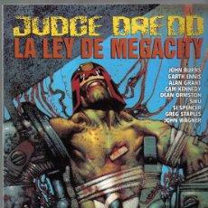 Cómics: COMIC JUDGE DREDD - LA LEY DE MEGACITY - EXTRA COLOR 142. Lote 23135604