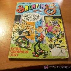 Cómics: SACARINO EXTRA FEBRERILLO LOCO. 100 PAGINAS. Lote 10823461