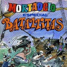 Cómics: MORTADELO. REVISTA JUVENIL. ESPECIAL BATALLITAS (A-COMIC-807). Lote 20882426