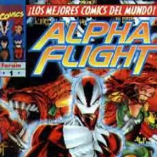 Cómics: ALPHA FLIGHT Nº 1 VOLUMEN II. Lote 26965320