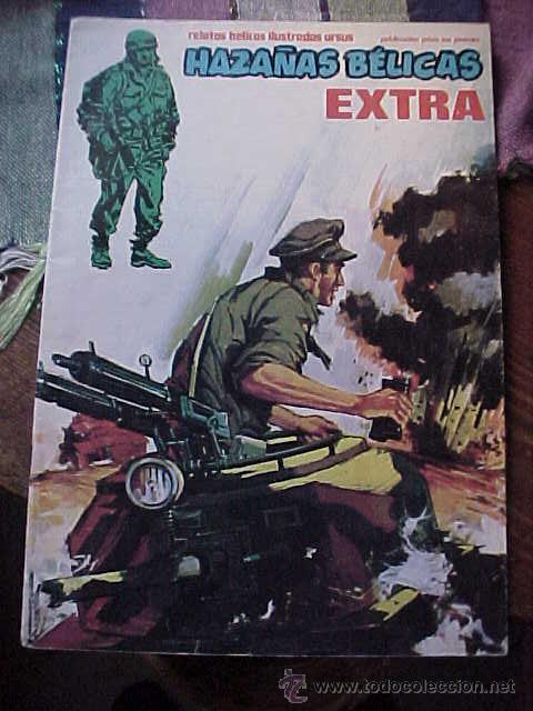HAZAÑAS BELICAS EXTRA Nº 6. EDICIONES TORAY * (Tebeos y Comics - Comics Extras)