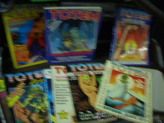 TOTEM EXTRAS ESPECIAL USA LOTE (Tebeos y Comics - Comics Extras)