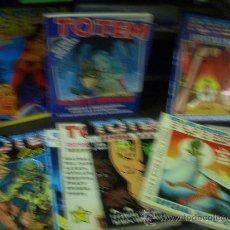 Cómics: TOTEM EXTRAS ESPECIAL USA LOTE. Lote 9636894