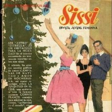 Cómics: REVISTA JUVENIL FEMENINA- SISSI - EXTRA PARA 1962. Lote 21293762