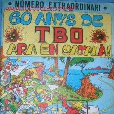 Comics : TBO. 60 AÑOS DE EL TBO. NUMERO EXTRAORDINARIO.AÑO 1976.. Lote 2354648