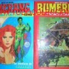 Cómics: SUPER BUMERANG. EXTRAS 14 Y 19. AVENTURAS...... Lote 2362699