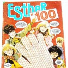 Cómics: ESTHER NUMERO 100 EDITORIAL BRUGUERA ENERO1985. Lote 16600763