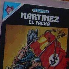 Cómics: PENDONES DEL HUMOR: MARTÍNEZ, EL FACHA 'VOLVERÁN BANDERAS VICTORIOSAS'. Lote 26935888