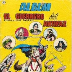 Cómics: EL GUERRERO DEL ANTIFAZ Nº 2 EDITORIAL VALENCIANA. Lote 26730124