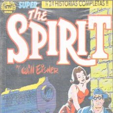 Comics: SUPER THE SPIRIT Nº1 (Nº1 AL 6) (A-COMIC-362, 9). Lote 191968865
