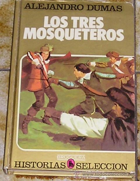LOS TRES MOSQUETEROS, DIBUJOS DE AMBRÓS. (Tebeos y Comics - Comics Extras)