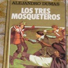 Cómics: LOS TRES MOSQUETEROS, DIBUJOS DE AMBRÓS.. Lote 11711612