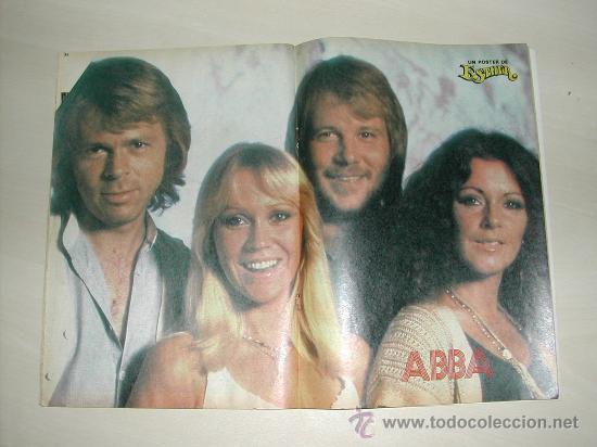 ESTHER EXTRA ESPECIAL NOCHE DE SAN JUAN CON POSTER ABBA 76 PAGINAS (Tebeos y Comics - Comics Extras)