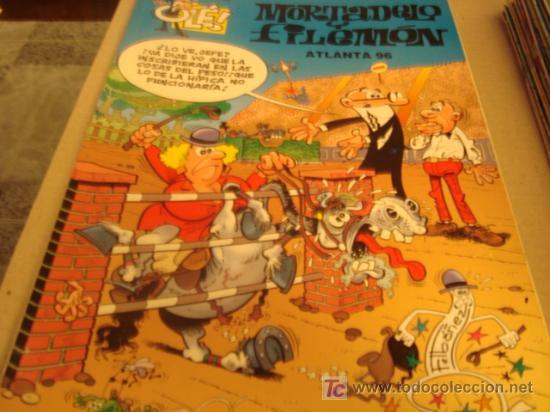 MORTADELO Y FILEMON ATLANTA 96 N132 (Tebeos y Comics - Comics Extras)