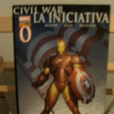 Cómics: CIVIL WAR - LA INICIATIVA. Lote 26759831