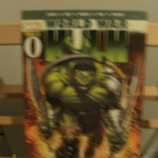 Cómics: HULK -WORLK WAR-. Lote 12310303