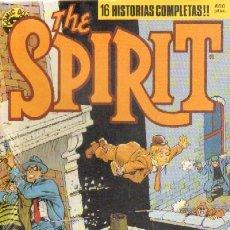 Fumetti: THE SPIRIT. EXTRA Nº6. (Nº 21-22-23-24) 16 HISTORIAS COMPLETAS (A-COMIC-442). Lote 72721605