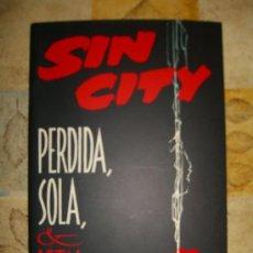 Cómics: SIN CITY.PERDIDA. SOLA, Y LETAL. TOMO UNICO CJ 3. Lote 12639907