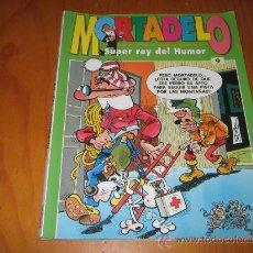 Cómics: MORTADELO, SUPER REY DEL HUMOR ... Nº 9 / EDICIONES B - 1992. Lote 26247718