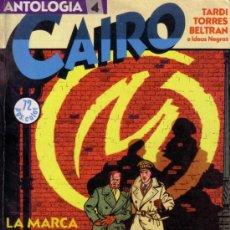Cómics: CAIRO ANTOLOGIA 4 - NUM 13 - 14 - 15. Lote 27057563