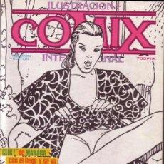 Cómics: COMIX INTERNACIONAL EXTRA 14 - NUM 45 - 46 Y 47 CLIK DE MILO MANARA. Lote 27095997