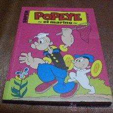 Cómics: COMIC SUPER POPEYE.-EL MARINO-Nº 1.- AÑO 1987. Lote 24831607