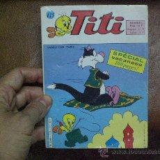 Cómics: TITI ET SYLVESTRE.-Nº115 .-EDITADO EN PARIS AÑO 1.983.-ESTRITO EN FRANCÉS.-. Lote 27592005