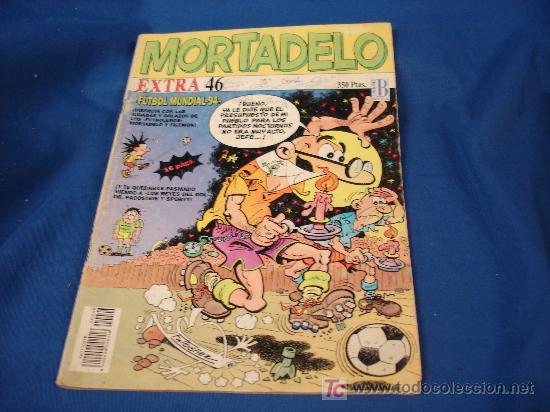 MORTADELO EXTRA Nº 46 - MUNDIAL 94 - EDICIONES B (Tebeos y Comics - Comics Extras)