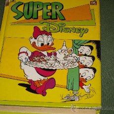 Cómics: SUPER DISNEY Nº 6. Lote 26612634