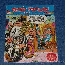Cómics: GENTE MENUDA-SEMANARIO JUVENIL DEL ABC-III EPOCA Nº 125-5 DE ABRIL DE 1992. Lote 23900903