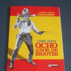 Cómics: ESPECIAL EL JUEVES: OCHO AÑOS DE BIGOTES (AZNAR 1996-2004). Lote 27527483