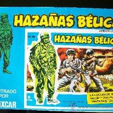 Cómics: HAZAÑAS BÉLICAS Nº 166. Lote 18319548