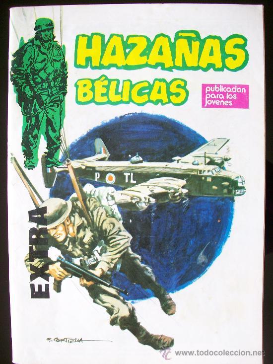 HAZAÑAS BÉLICAS Nº 22 EXTRA (Tebeos y Comics - Comics Extras)