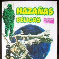 Cómics: HAZAÑAS BÉLICAS Nº 22 EXTRA. Lote 18319584
