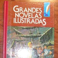 Cómics: GRANDES NOVELAS ILUSTRADAS BRUGUERA Nº 5.. Lote 18670312