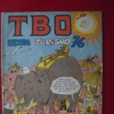 Cómics: TBO - EXTRA TURISMO 76. Lote 25012320