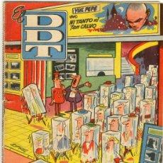 Cómics: (COM-1998)COMIC ORIGINAL DE EPOCA DDT EXTRA DE VERANO. Lote 19652320