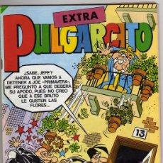 Cómics: EXTRAS PULGARCITO Y ZIPI Y ZAPE. Lote 20025731