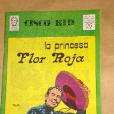 Cómics: CHITO: CISCO KID, LA PRINCESA FLOR ROJA. POR ROD REED Y JOSÉ LUIS SALINAS. GRAFIMART 1976. +++. Lote 27245699