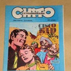 Cómics: CHITO EXTRAORDINARIO: CISCO KID, LEÓN. POR ROD REED Y JOSÉ LUIS SALINAS. GRAFIMART 1974. +++. Lote 27245703