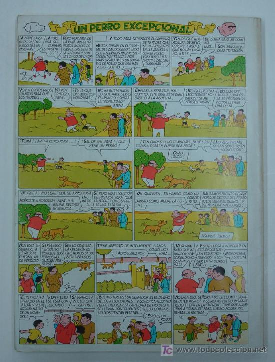 Cómics: TBO EXTRA. 1968. DEL Nº 2426 AL Nº 2436. - Foto 3 - 20064225