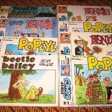 Cómics: STRIP COMICS NºS 1-3-5-7-8-9-11 Y 12 - ED. ESEUVE. Lote 26680482